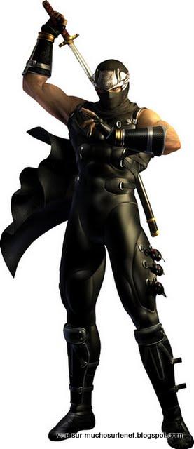 Ryu Hayabusa – Ninja Gaiden