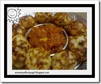 Aruna's Kuzhi Paniyaram