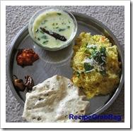 Rupali's Kadhi Khichadi