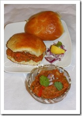 Collaborative's paavbhaji
