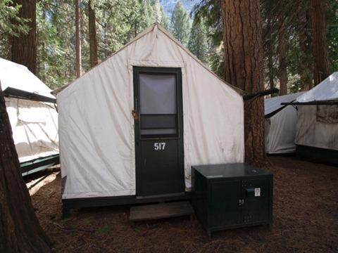 curry1 & Sierra Nevada Road Trip: Curry Tent Cabin in Yosemite u2013 satoshiu0027s blog