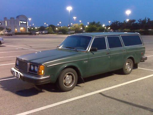 1971 164 Auto W/Factory Air