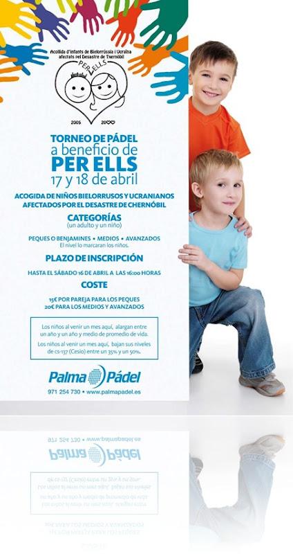 Torneo Palma Padel Beneficio Per Ells Abril 2010