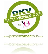 DKV Padel Women Tour 2010 Logo