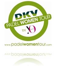 DKV Padel Women Tour 2010 Logo
