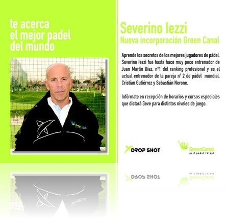 Severino Iezzi Demostracion en Green Canal