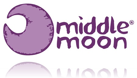 Middle Moon Logo Padel