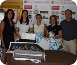 Campeonas y SubCamp Cat AMATEUR