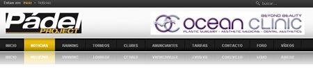 Padel Project Web Oficial