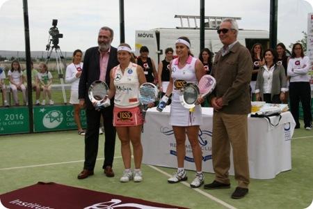 Navarro y Reiter Campeonas Open Padel Cordoba 2010