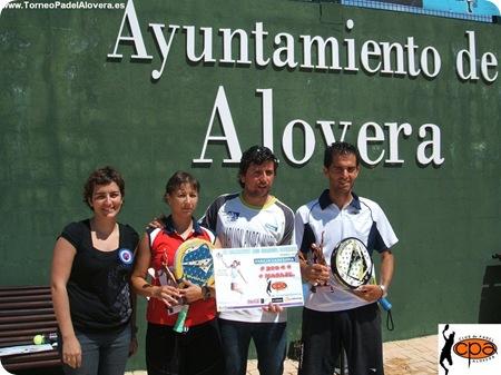Ganadores II Torneo Padel ALOVERA 2010