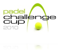 logo padel challenge cup 2010