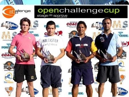 campeones open challenge cup