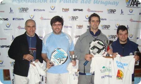 Asociacion Padel Uruguay Torneo 3 Etapa 2010