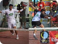 Belasteguin y Martin Diaz ganana en Alicante 2010