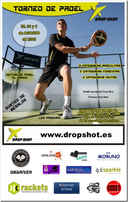 Torneo de Padel Drop Shot Merida 2010 [800x600]