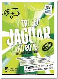 V Trofeo Jaguar Land Rover Padel Federacion Navarra de Padel Septiembre de 2010