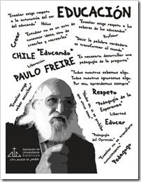 Paulo Freire en Planeta Padel