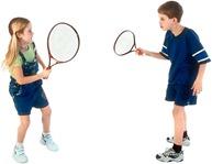 juegos de tenis y padel para niños