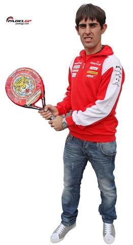 Padel GP nuevas palas motos y padel coleccion 2011