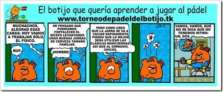Bot el Botijo, El botijo que queria aprender a jugar al pádel_3