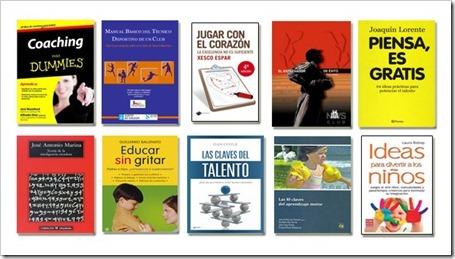 Libros recomendados Planeta Pádel Web