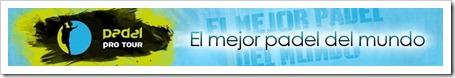 Logo Padel Pro Tour 2010