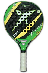 Pala pro carbon 2 drop shot 2011 padel