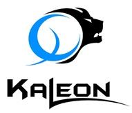 Logo kaleon patrocinador planeta padel web