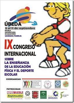 Congreso Inrternacional Enseñanza Educacion Fisica y deporte Escolar Ubeda 2011_0 [800x600]