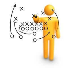 entrenador deporte