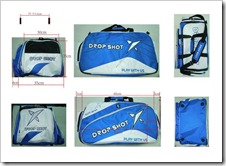 BOLSO ELITE DROP SHOT 2011