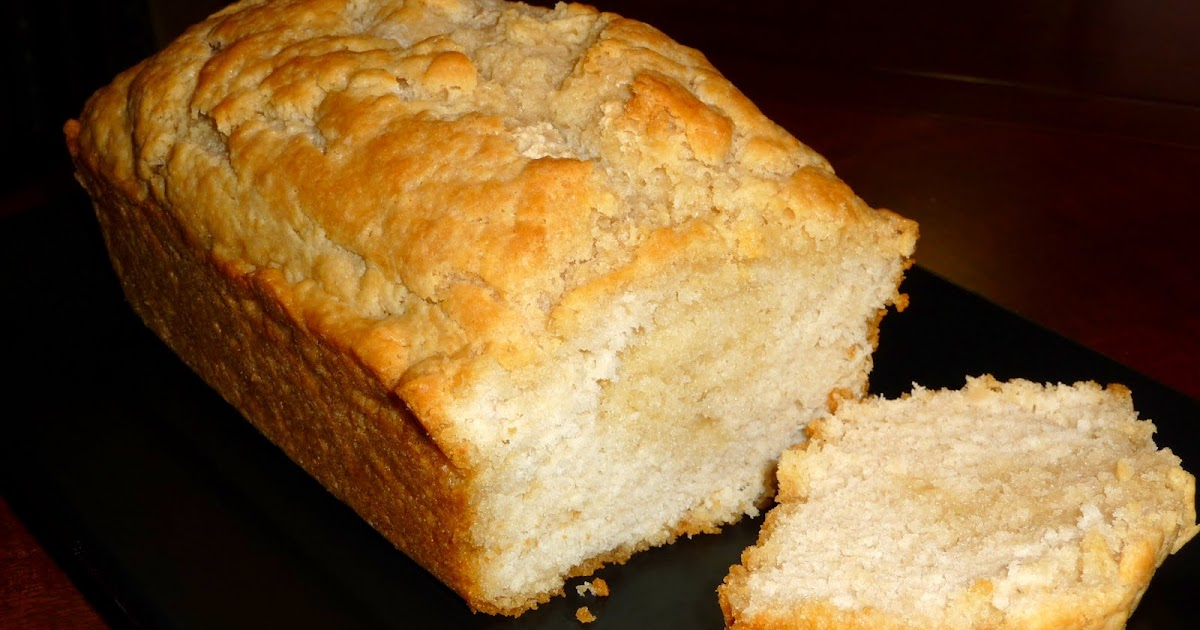 Old Fashioned Beer Bread Recipe