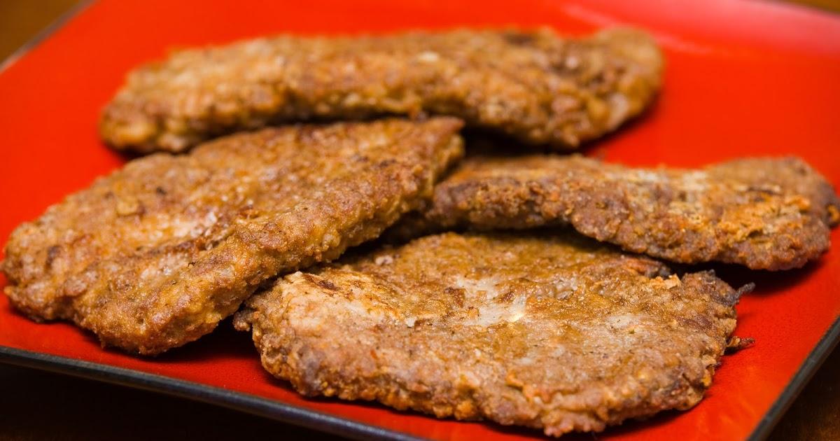 Kathie Cooks...: Fried Round Steak