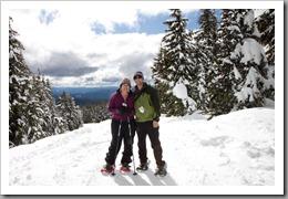 Mt Hood Snowshoeing-31