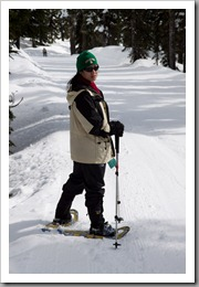 Mt Hood Snowshoeing-44
