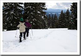 Mt Hood Snowshoeing-54