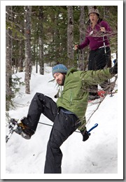 Mt Hood Snowshoeing-89