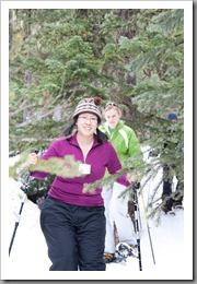 Mt Hood Snowshoeing-95