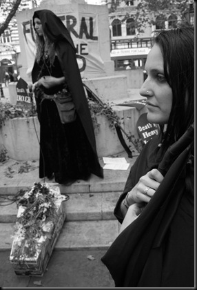 funeral actors
