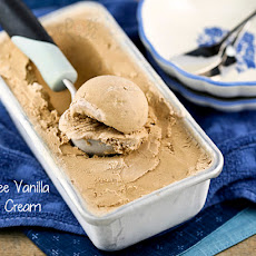 Coffee Vanilla Ice Cream