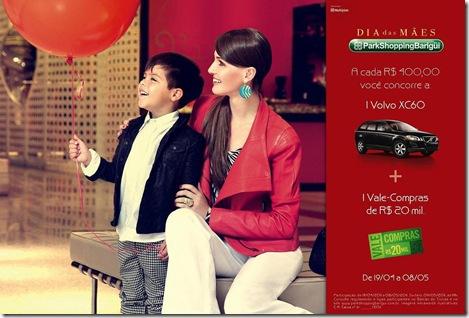 Park Shopping Barigui Promoção Dia das Mães