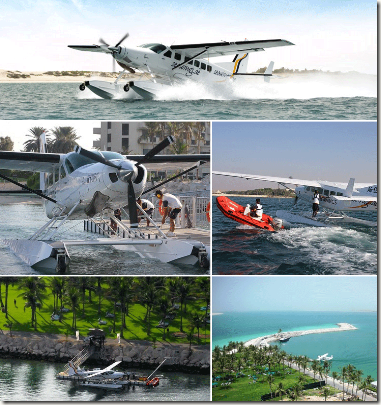 Seawings Seaplane Tours - An Ecstatic part of Dubai Tours
