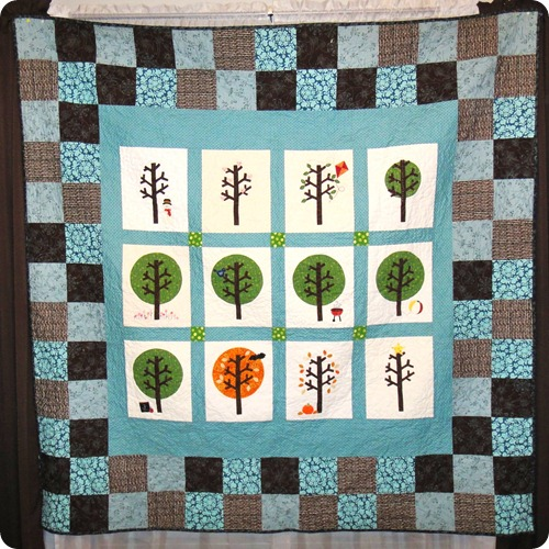 Year-at-a-Glance Quilt