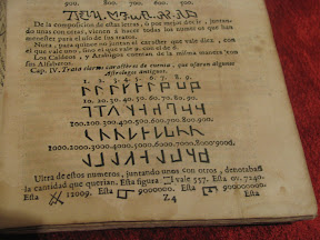 Números de astrólogos antiguos.
