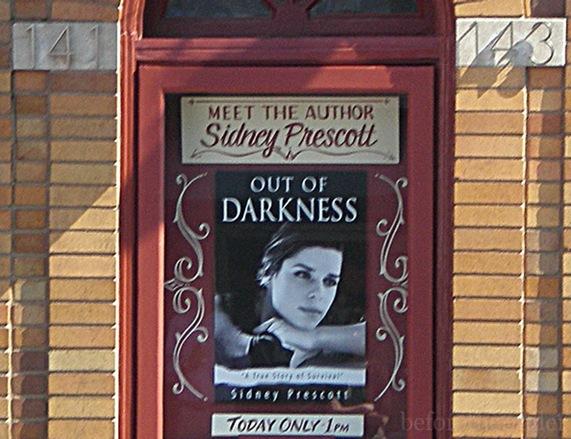 Sidney-Prescott-Book-Poster