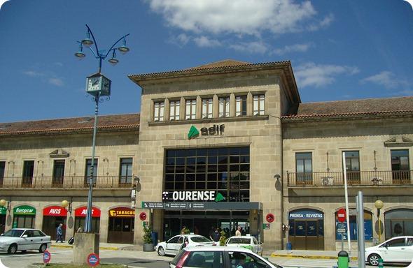 Estação de Trem Ourense