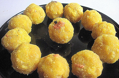 Boondi laddu 2