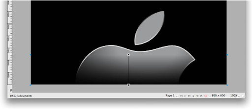 Awesome Apple Air Logo