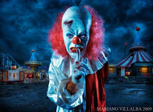 25 Imágenes del payaso en su personaje Evil